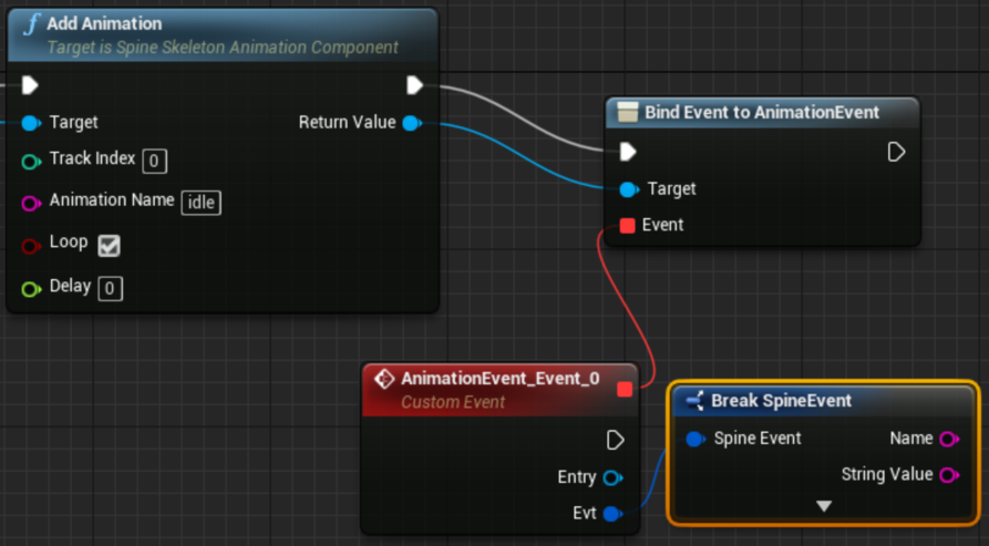 Spine-UE4 Runtime Documentation