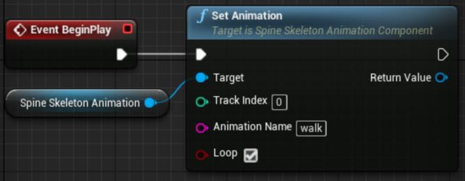Spine ue4 runtime documentation blueprint malvernweather Images