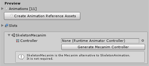 spine-unity Runtime Documentation