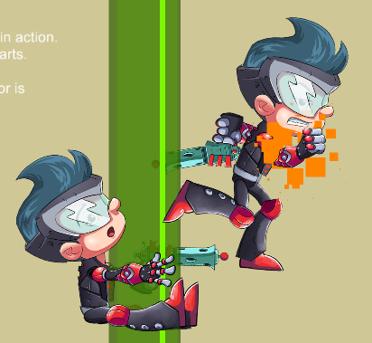 Spine-Unity SkeletonRenderSeparator